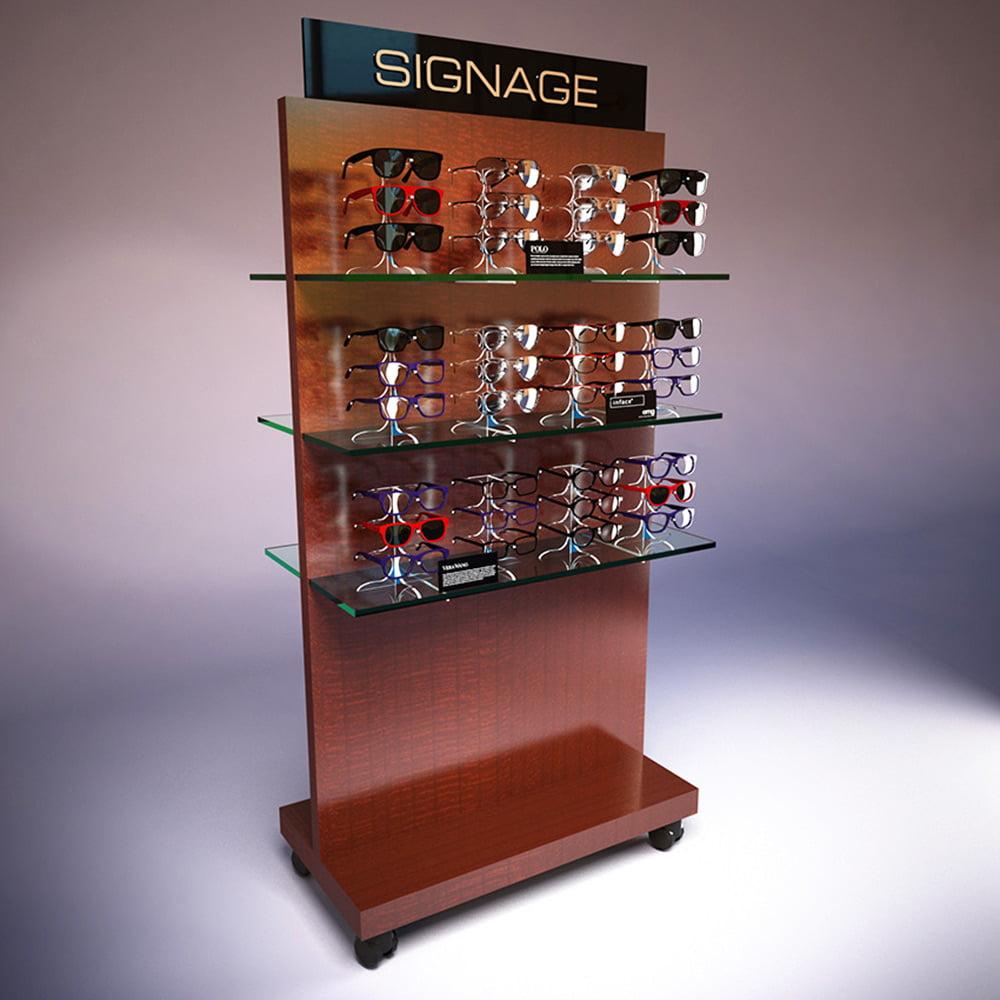 Eyewear Displays Omg Optical Marketing Group